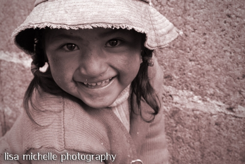 Week 1 - Little One - La Paz, Bolivia