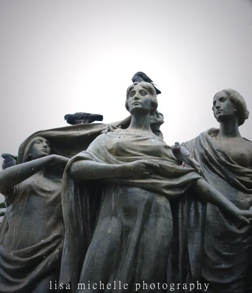 Week 6 - Statuesque - Salta, Argentina