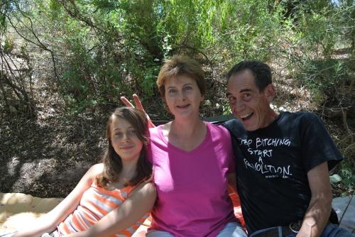 Tiv, Susan & Dave