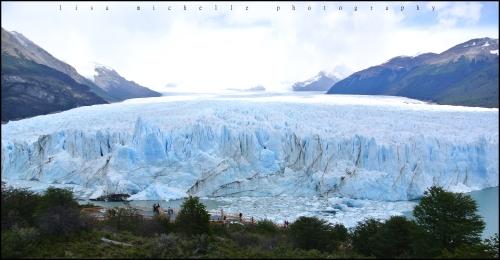 Week 17 - Grandeur - Perito Moreno Glacier, outside of El Calafate, Argentina