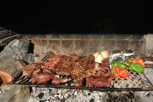 Overall, the food was bland & not very inspiring, however, we loved Argentine asados!
