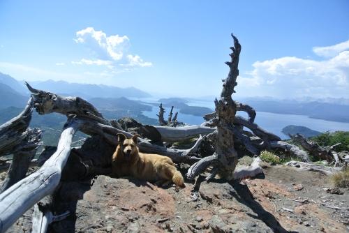 Kevin in Bariloche
