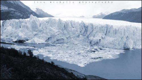 Glacier Perito Moreno - Cobalt