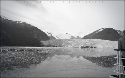 Chico Glacier BW