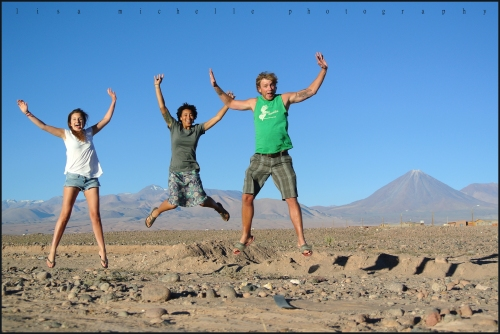 Week 22 - .j.u.m.p. - San Pedro de Atacama, Chile