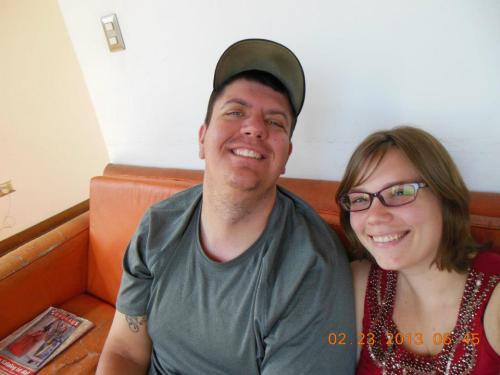 Travis & Micheline